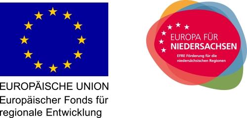 Banner EU Förderprogramm für Niedersachsen
