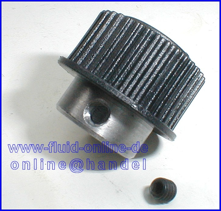 27006-25 Zahnriemenscheibe / Ritzel für KS230 KS220 KS12 sägeblattseitig
