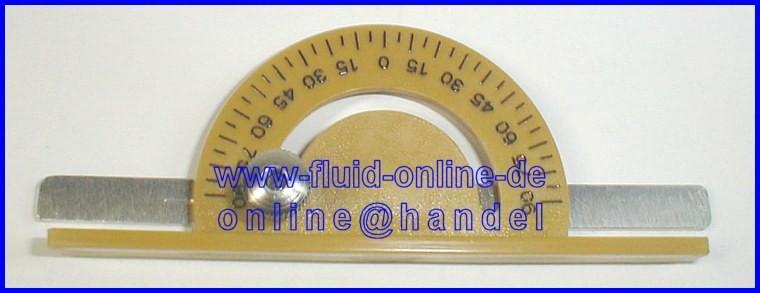 27006-12s Winkelanschlag für Tischkreissäge KS230 / Dekupiersäge DS230