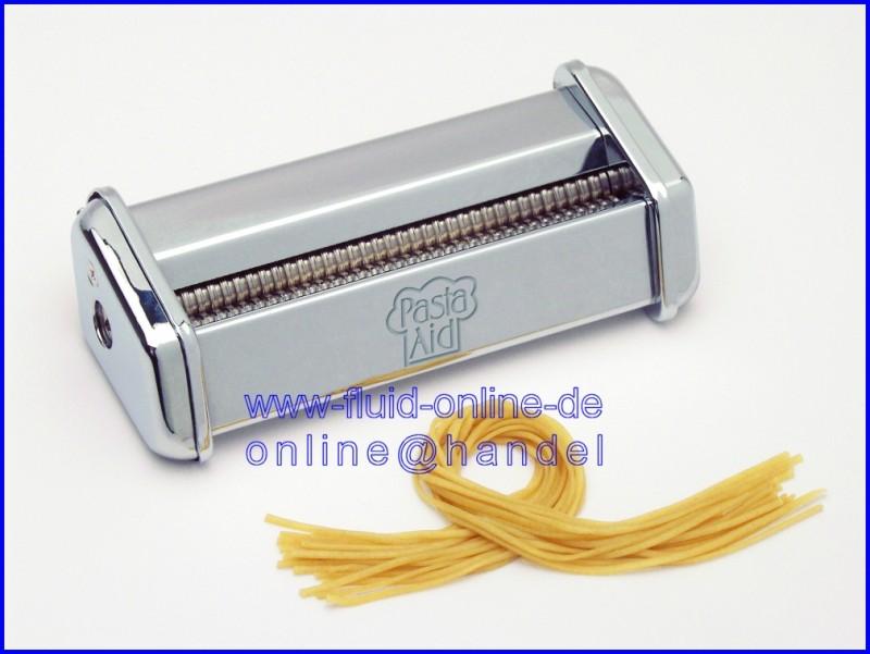 """Aufsatz Spaghetti alla Chitara 2155 für Nudelmaschine """"Julia 150"""