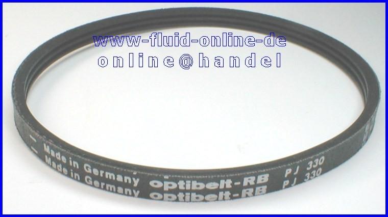 28124-61 Zahnriemen / Ersatzriemen für Tischbohrmaschine TBH