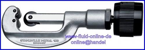 STAHLWILLE 153 Rohrabschneider Metal bis 2,5mm Schnitttife - 60010000