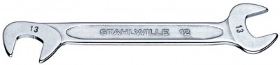 STAHLWILLE 12a ZOLL Doppelmaulschlüssel ELECTRIC 7/32  - 40461414