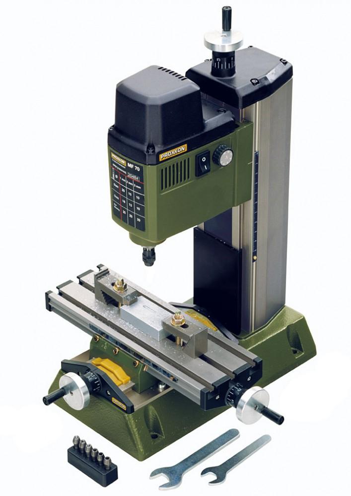 PROXXON 27110 MICRO Fräse / Microfräse MF 70 MF70