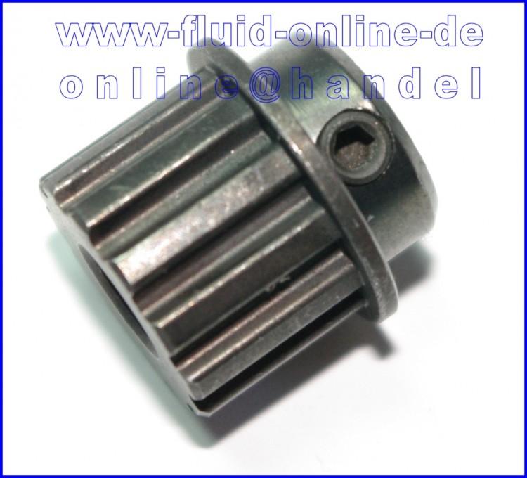 28070-38 / 27070-14 Zahnscheibe Ritzel für FKS/E FET Seite Motor
