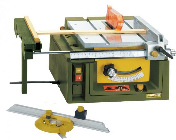 27070 Feinschnitt Tischkreissäge FET mit fester Drehzahl