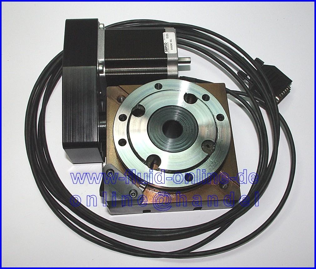 24423 Universal Teilapparat UT 400/CNC gesteuert