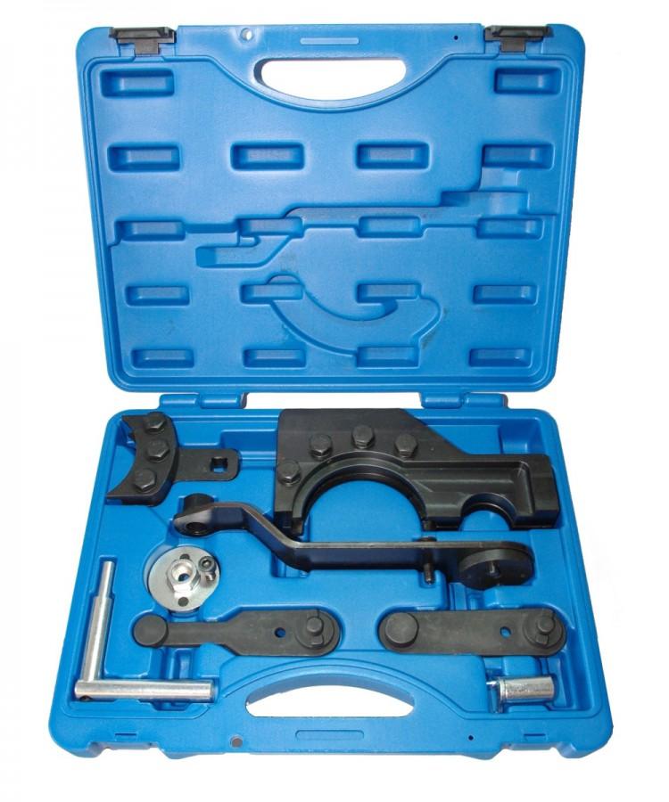 Satz 673 Werkzeug zur Einstellung Zahnradtrieb VW Touareg Transporter T5 Phaeton