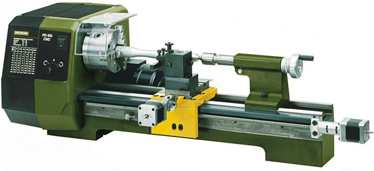 24500 CNC Präzisions Drehmaschine PD 400CNC / PD400CNC