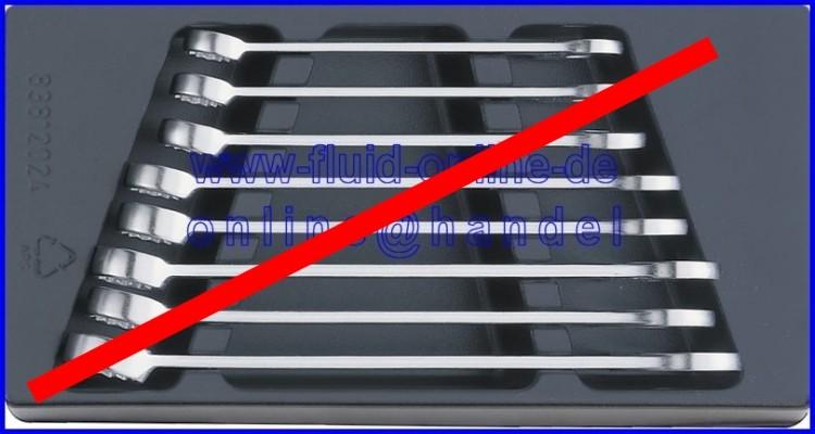 ES 13/8 leere Einlage Schraubenschlüsselsatz - 83812024