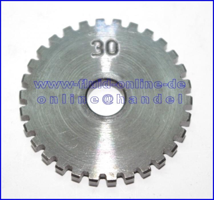 24131-02 Zahnscheibe mit 30er Teilung für Teilapparat 24131
