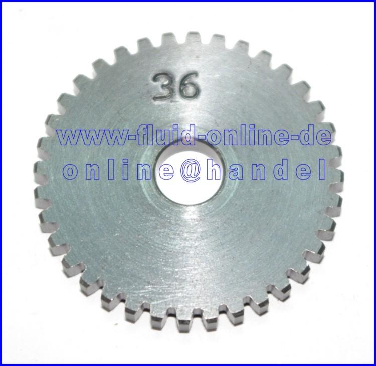 24131-03 Zahnscheibe mit 36er Teilung für Teilapparat 24131